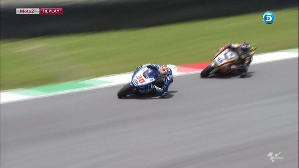 GP de Italia, la carrera de Moto2, íntegra