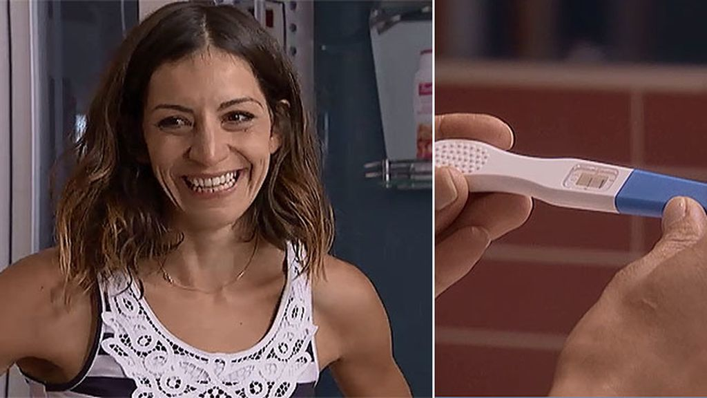 Ana está embarazada