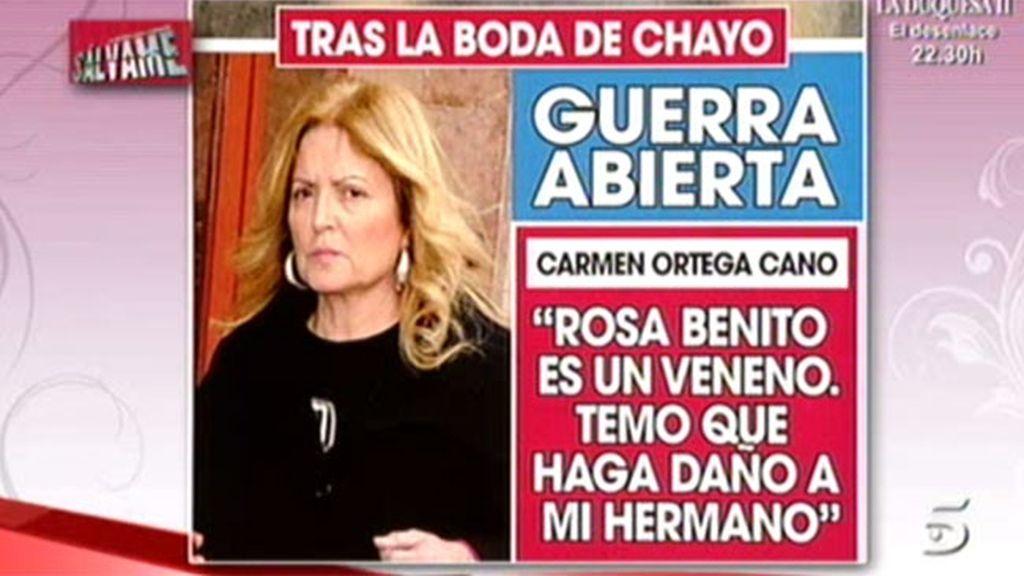 Carmen contra los Mohedano