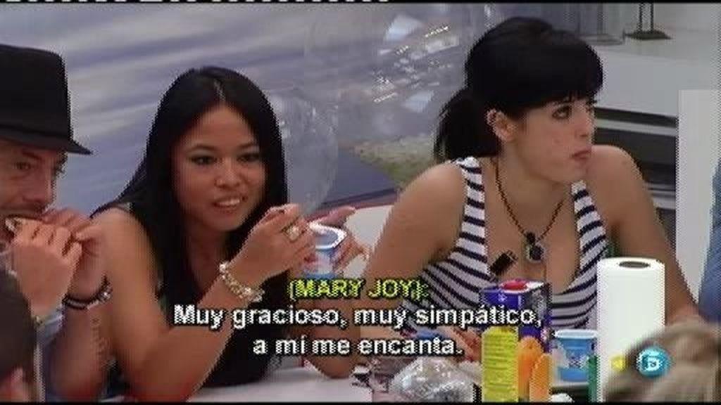 """Dani: """"Mary Joy es el prototipo de chica que me gusta"""""""