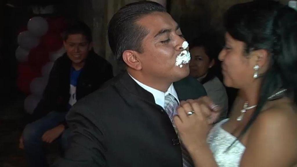 ¡Mole, tequila y mordida para celebrar una boda mexicana!