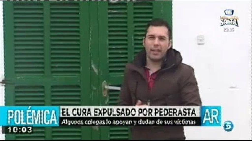 Pere Barceló, expulsado de la Iglesia