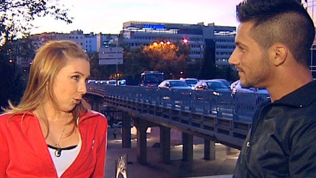 José Luis y Silvia (31/10/11)