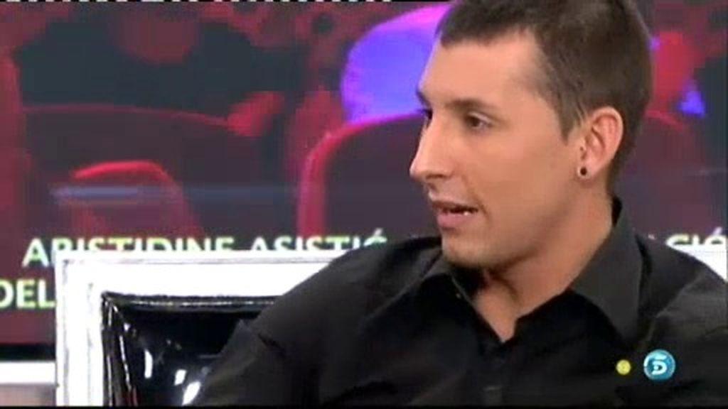 """Aris: """"Dinio preparó un montaje con Leticia Sabater"""""""