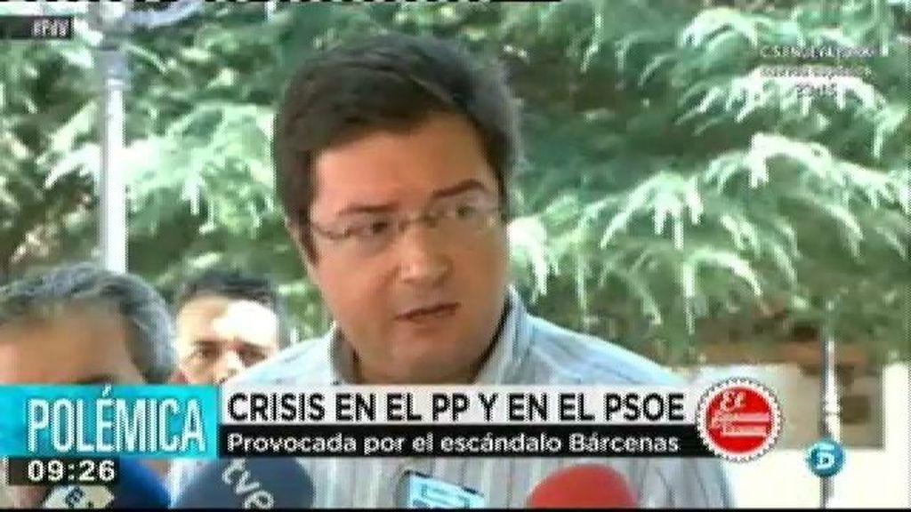 Crisis entre el PP y el PSOE