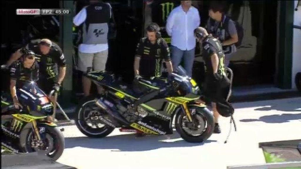 La FP2 de Moto2 en Misano, a la carta
