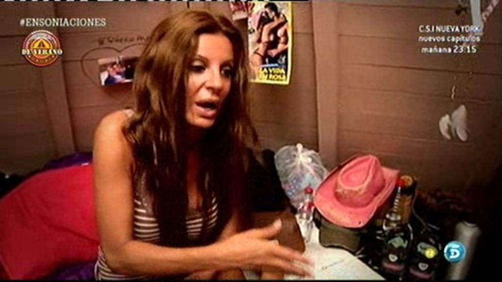 Sonia asegura que tiene un vídeo que puede poner a Jacobo en un compromiso