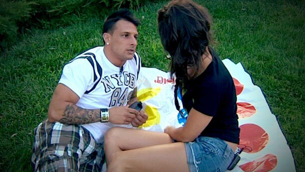 Ferchu y Lidia (17/08/11)