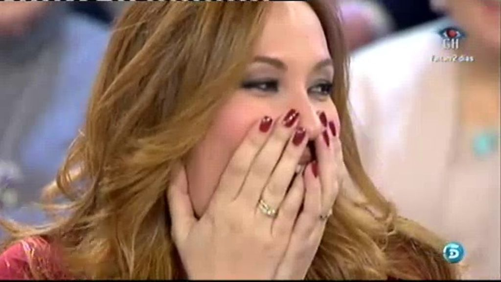 Andrés sorprende a Chayo