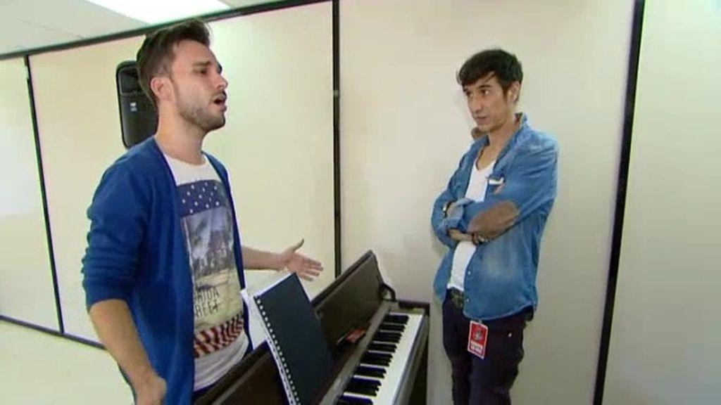 """""""Me dijeron que cantaba como un crooner y no sabía ni que significaba"""""""