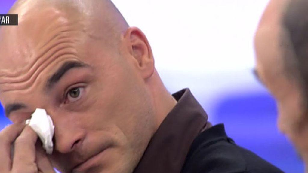 """José Antonio Valdivieso: """"Llegué a un límite e intenté suicidarme"""""""