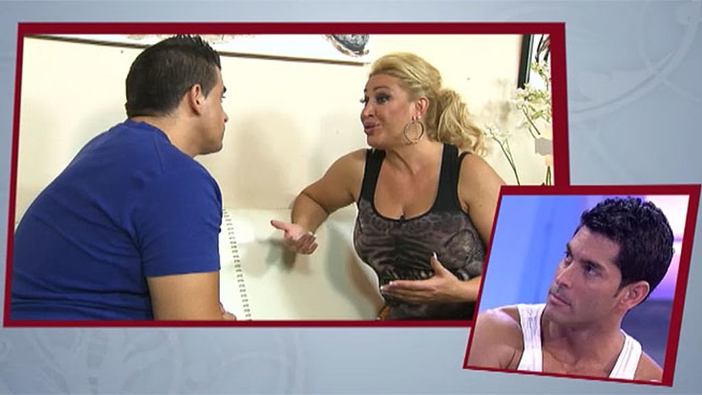 Cita Raquel y Carlos (21/06/2013)