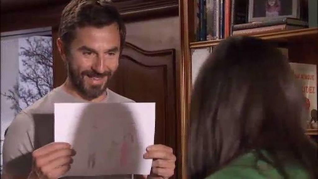 Lola quiere que Pablo sea el padre de su hijo