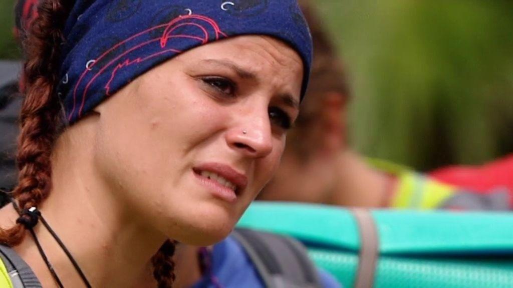 Beatriz, primera aspirante expulsada de 'Desafío en el abismo'