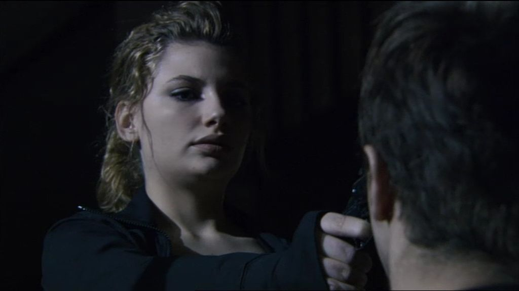 Berta no puede matar a Teo