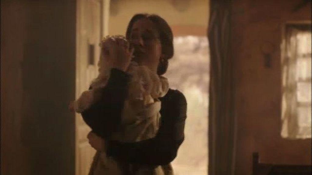 Almudena regresa a 'la Quebrada'