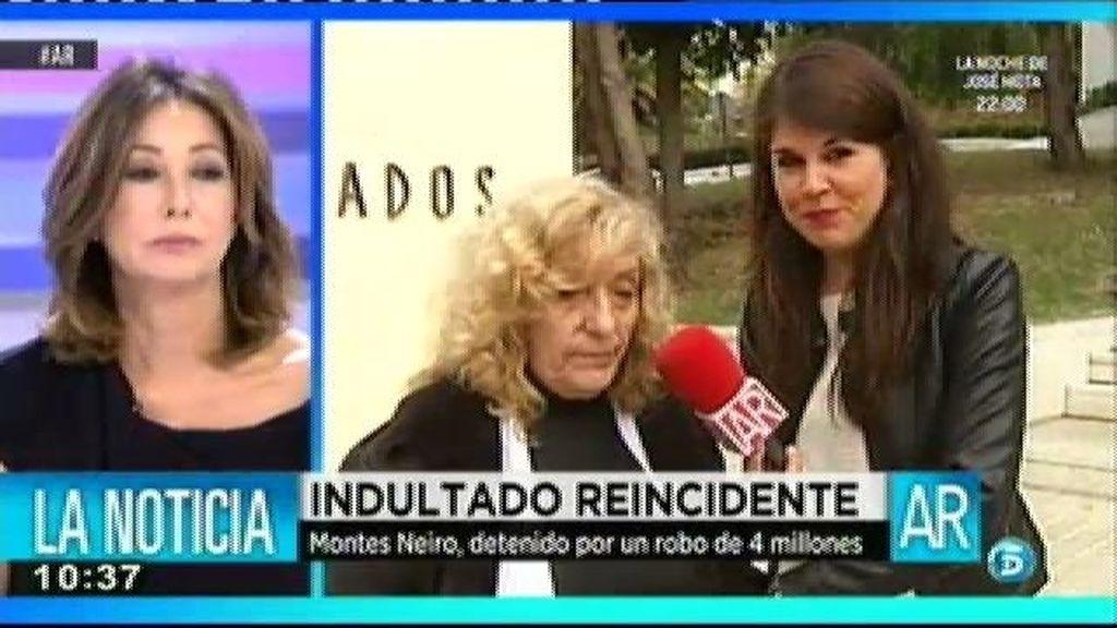 La hermana de Montes Neiro asegura que su hermano es inocente