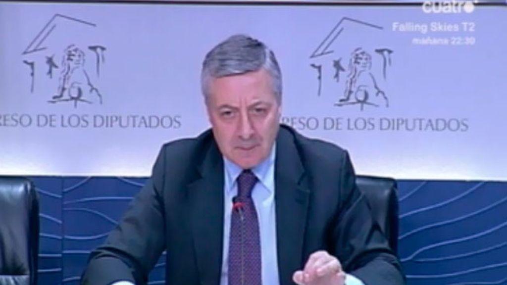 Pepe Blanco dimitirá si el juez abre juicio oral