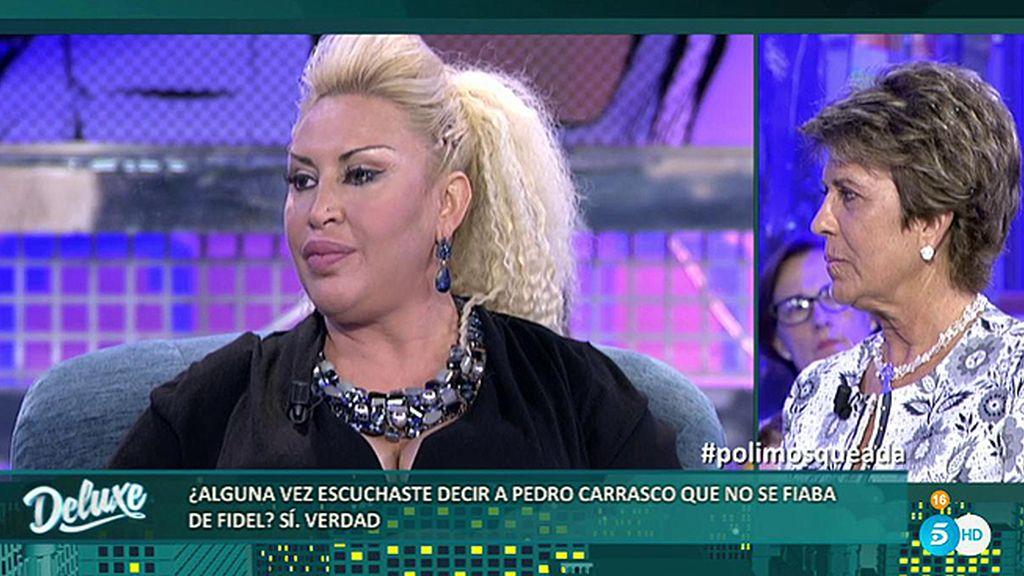 """Raquel Mosquera: """"Pedro me dijo en más de una ocasión que no se fiaba de Fidel"""""""