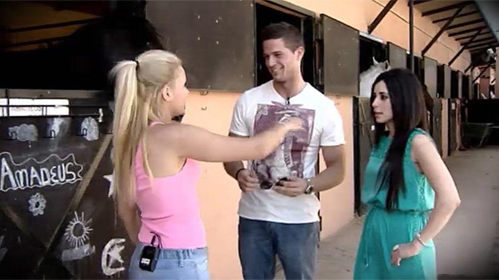 Cita Clar y Tania (27/06/12)