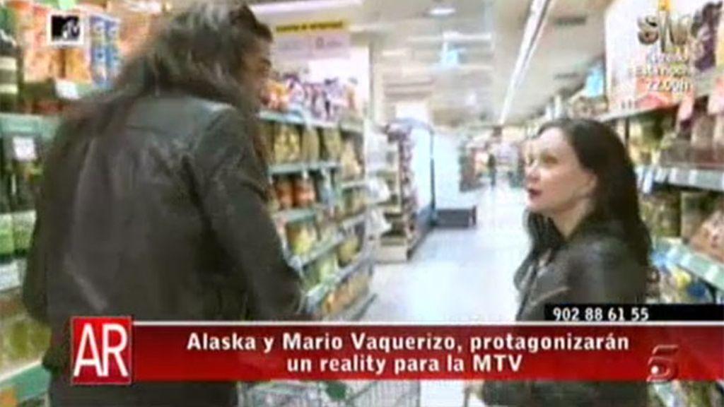 Alaska protagoniza un reality