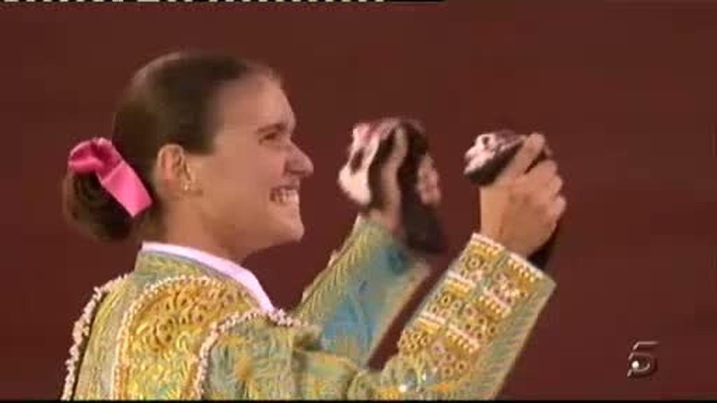 Conchi Ríos, la mujer torera