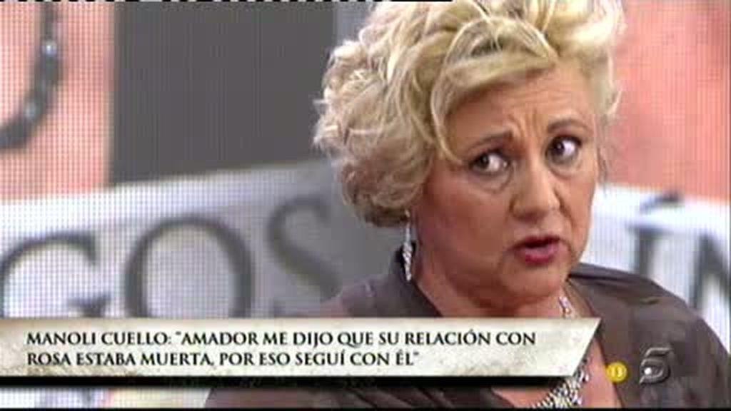 Ortega, el confidente de Amador