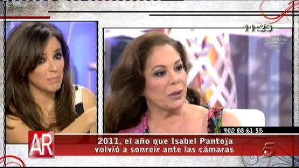 Carmen Alcayde se ha reconciliado con Isabel Pantoja