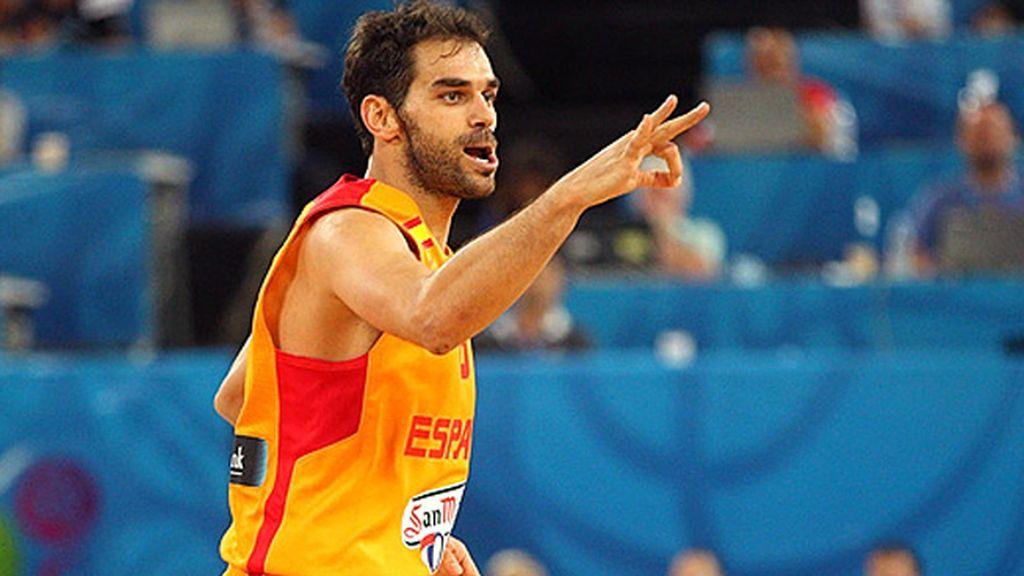 Calderón toma las riendas de España en su victoria (82-56) ante Finlandia