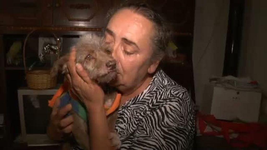 Carmen nos muestra su refugio en Sagunto