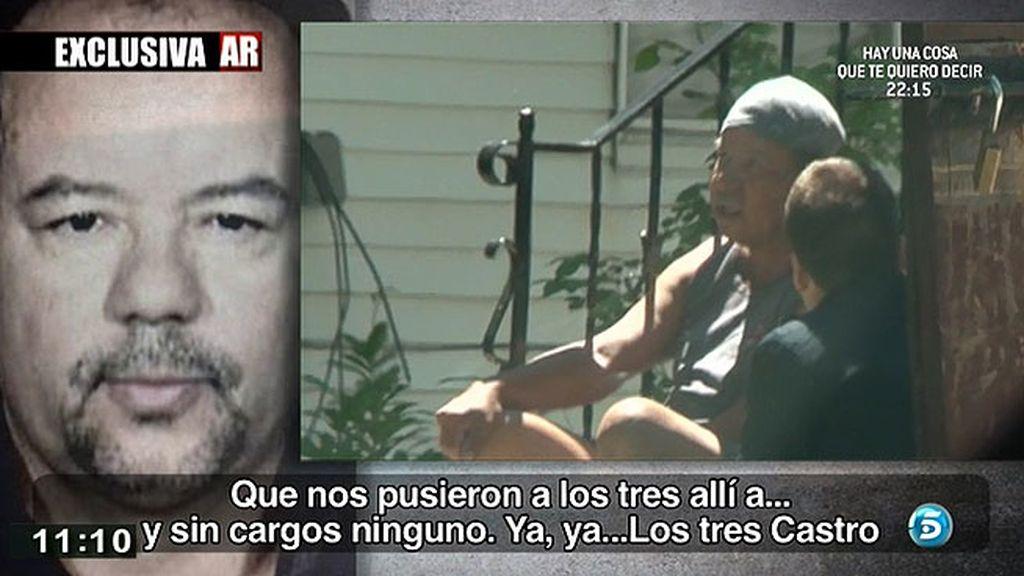 'AR' habla en exclusiva con Pedro Castro, el hermano del monstruo de Cleveland