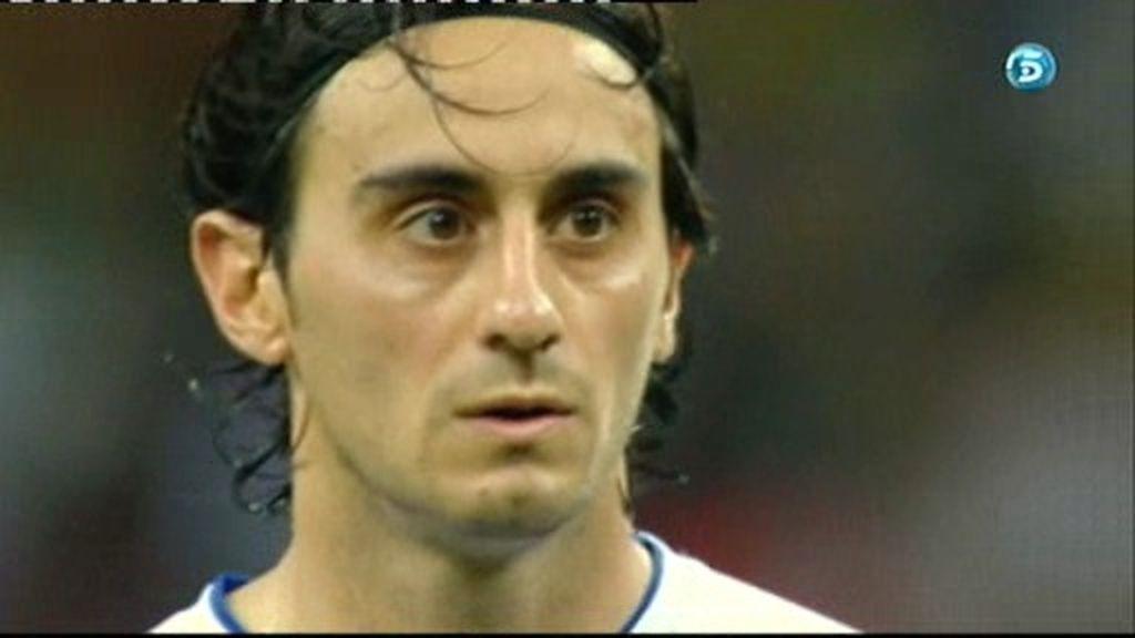 España 1-2 Italia (penalti de Aquilani)