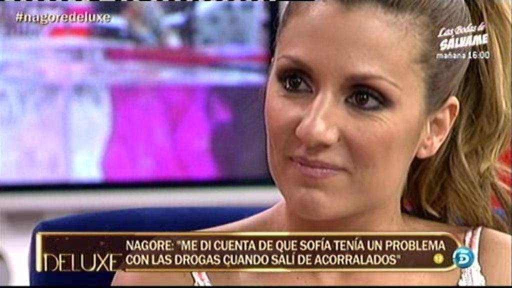 """Nagore: """"He temido por la vida de Sofía"""""""