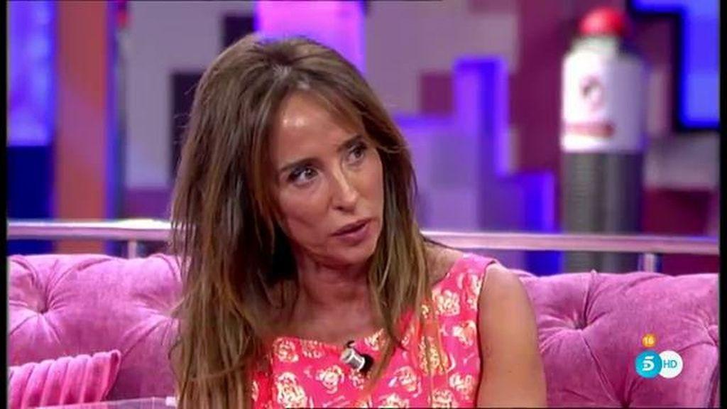 """María Patiño: """"Todas las personas que queremos a Luis Rollán estamos noqueados"""""""