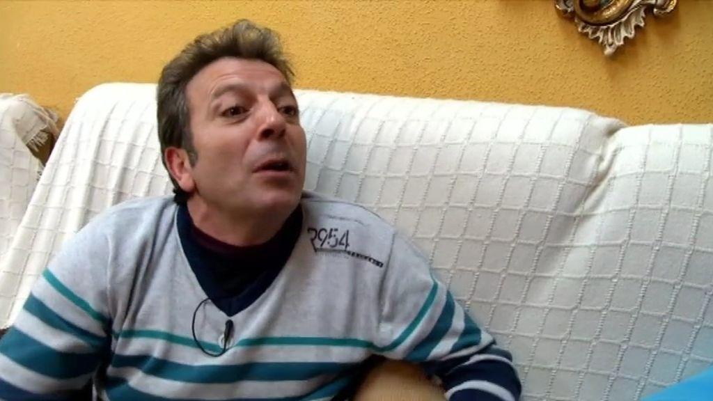 """Gonzalo, al marido de Gema: """"No tienes los cojones para decirme las cosas a la cara"""""""