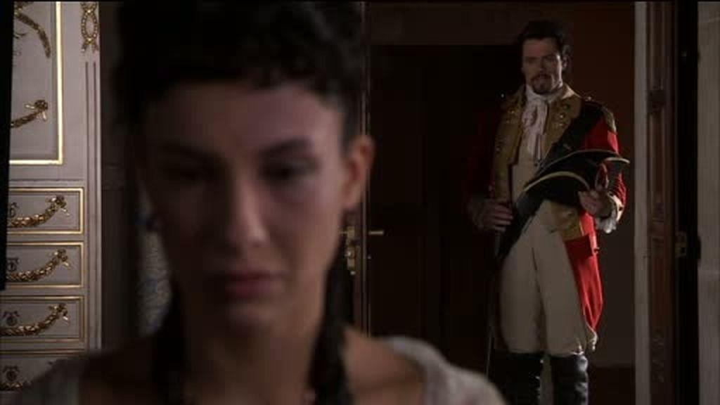 El capitán aconseja a Victoria