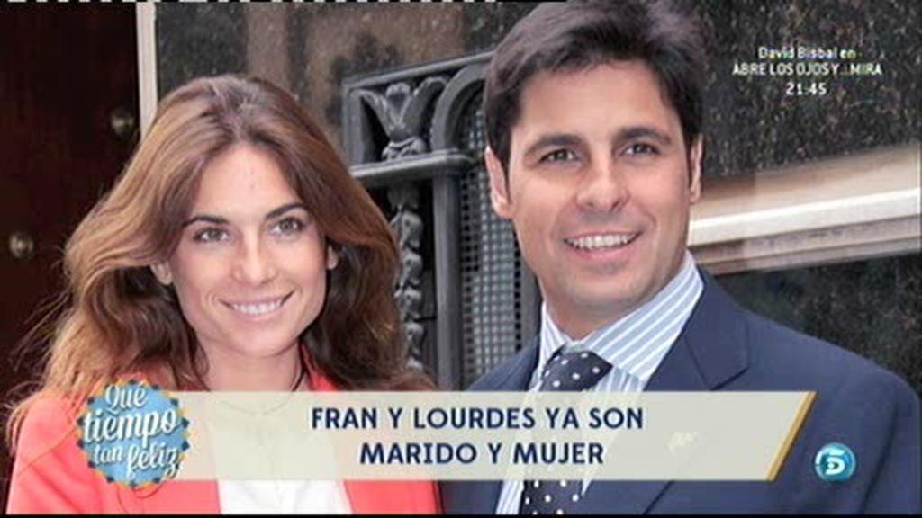 La Historia de amor de Fran y Lourdes