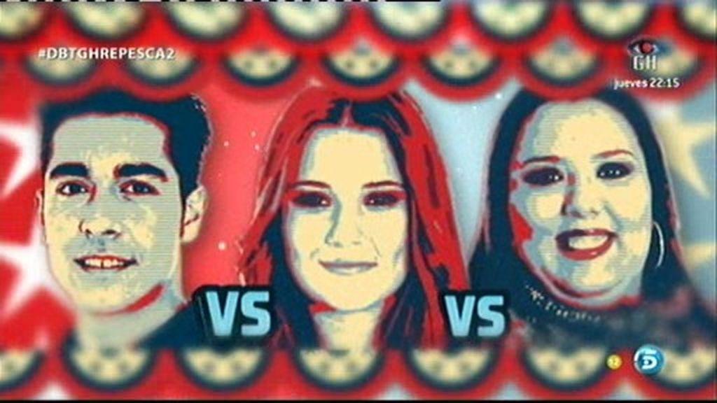 J.Carlos vs. Noe vs. Lorena