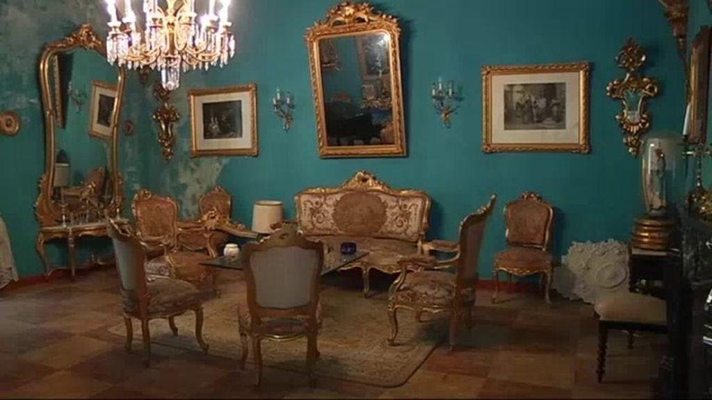 En las casas de Velázquez y Simón Bolívar