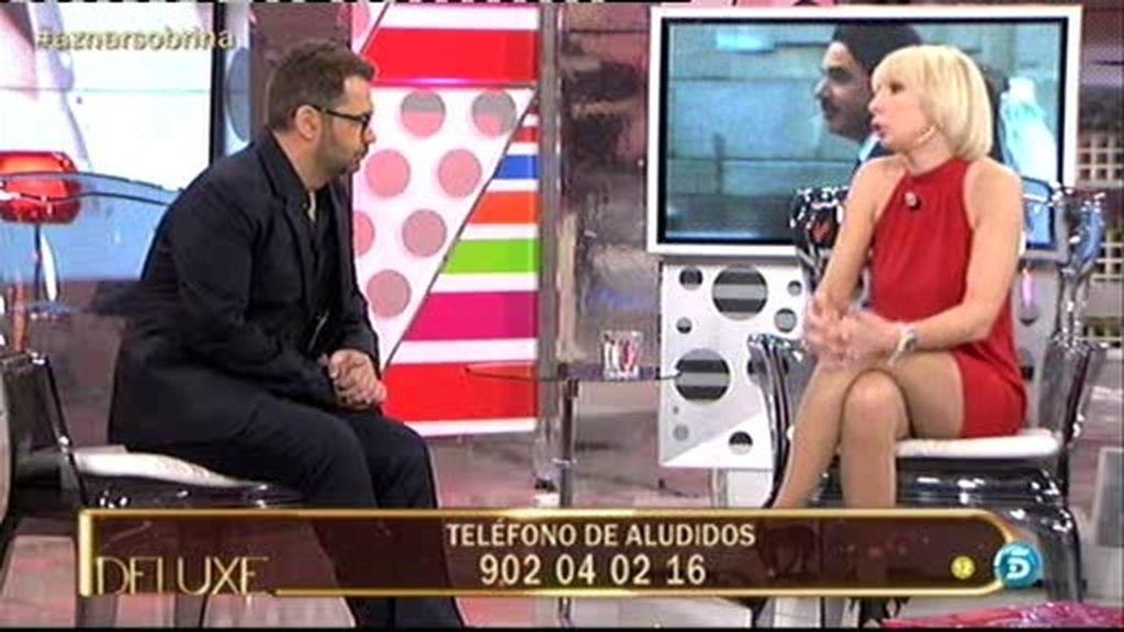 """Aran Aznar: """"A mí tía Ana Botella siempre le ha gustado la política"""""""
