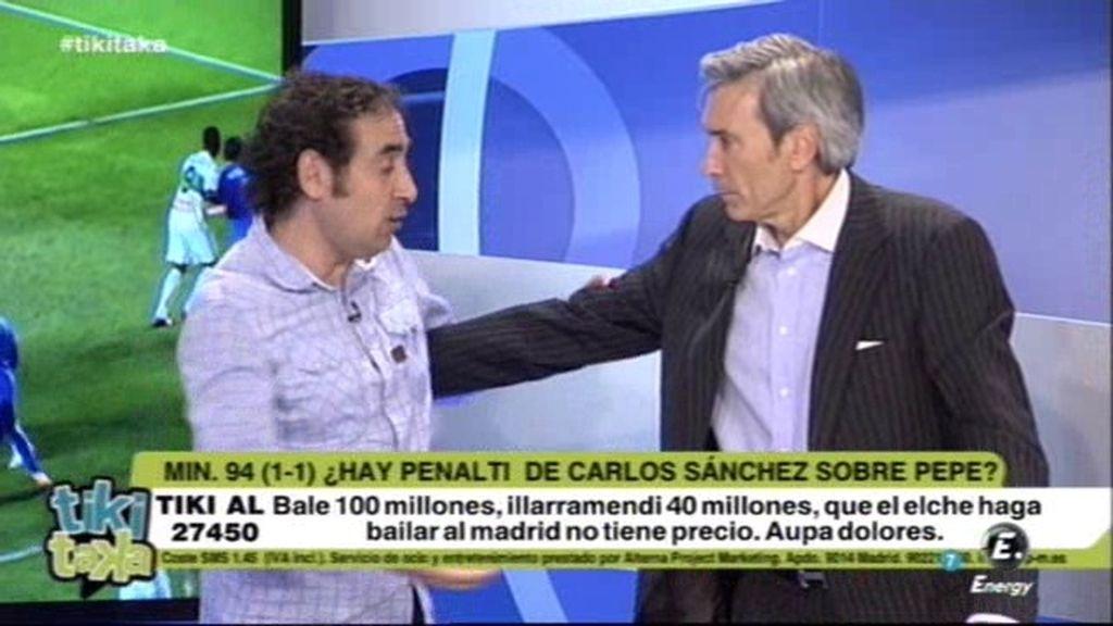 """Iturralde: """"Pepe engaña a un compañero de profesión"""""""