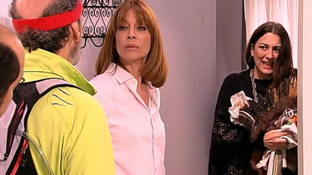 ¡Araceli es lesbiana!