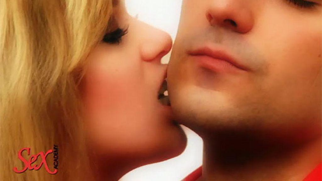 Técnicas para besar