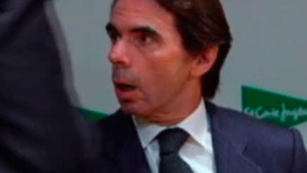 La Fiscalía se opone a que Aznar declare como testigo por los sobresueldos del PP