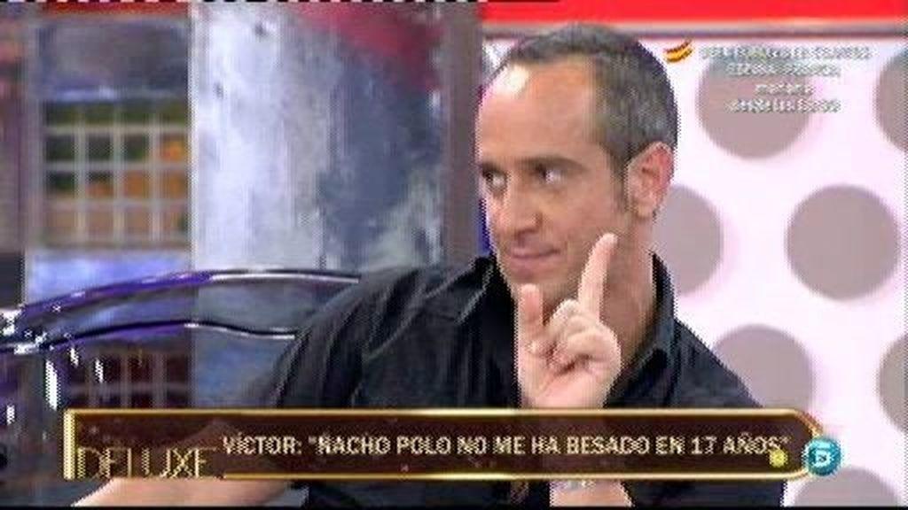 """Víctor Sandoval: """"Yo era el que menos se acostaba con mi marido"""""""