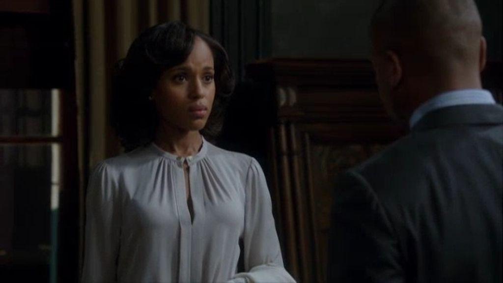 Olivia pide a Harrison que logre que Abby y David Rosen rompan su idilio