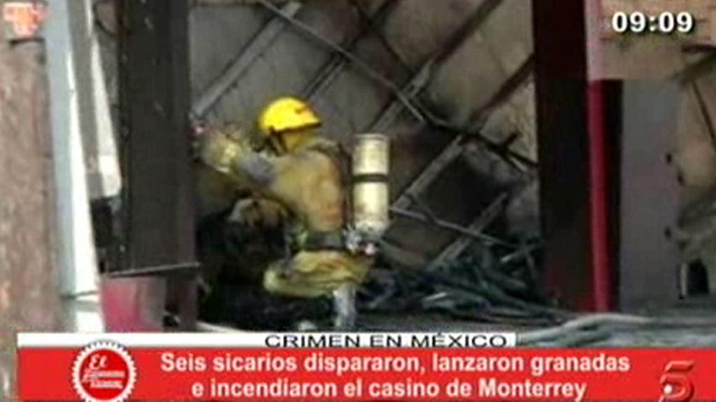 Mueren 51 personas en Monterrey