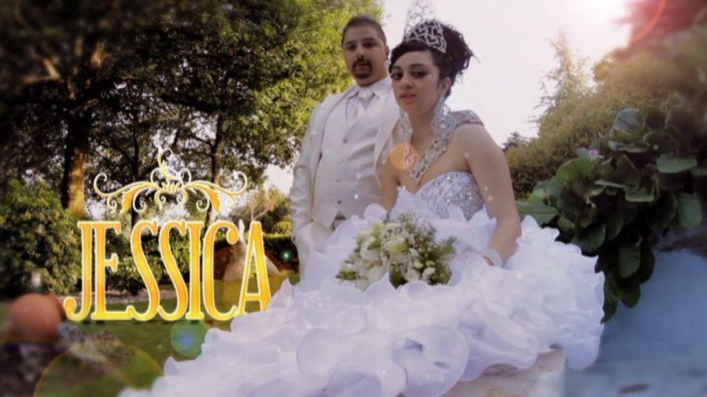 La boda gitana, el día de la novia