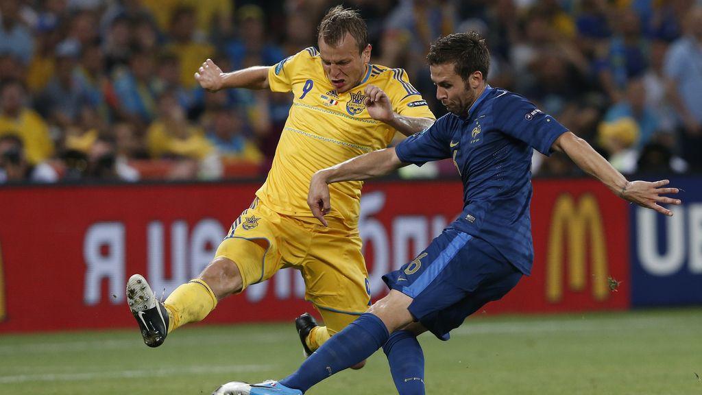 El segundo de Francia tras asistencia de Benzema