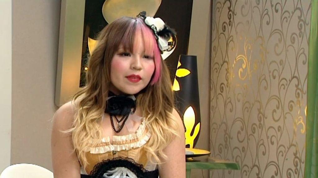 Mitsuki, todo un ejemplo de erotismo y sensualidad